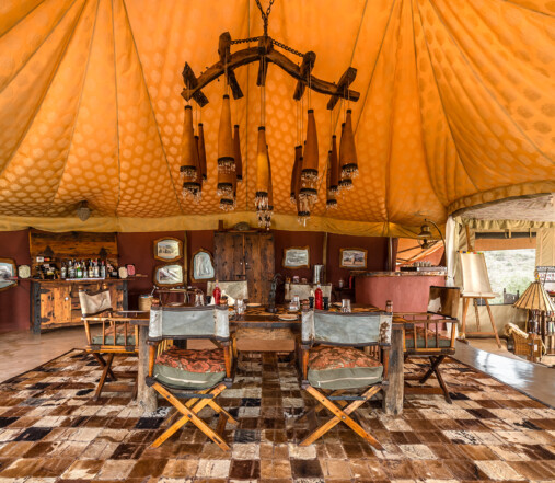 Hatari Lodge & Shu'mata Camp